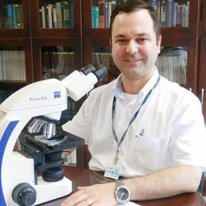 Dr. Helio Miot explica que o número de casos novos cresce a cada ano Arquivo Pessoal