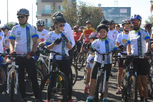 McDia Feliz promoveu passeio ciclístico na cidade 4toques comunicação