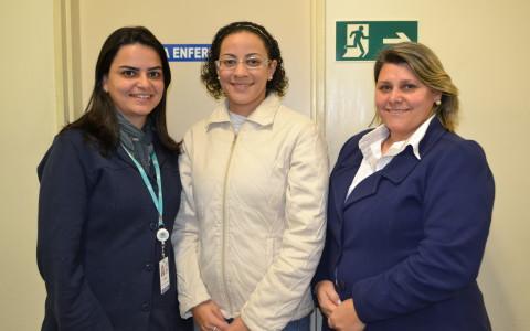 Equipe de Enfermagem do HCFMB conscientiza e orienta pacientes antes de exames cardiológicos
