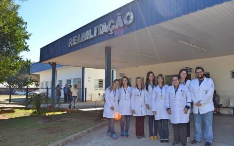 Reabilitação do HCFMB atua no tratamento de pessoas com deficiência