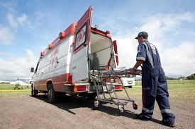 HCFMB atende vítimas de acidente de trânsito de 65 cidades